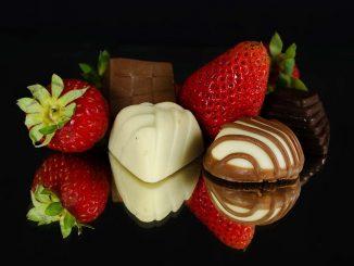 valentin napi bonbon, epres