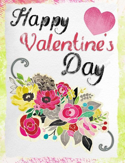 vintage valentin napi képeslap4