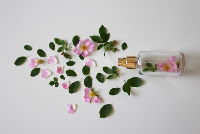 virágos illatú parfüm