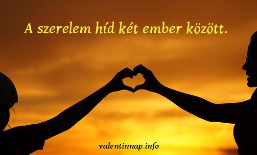 szerelmes idézet, szerelem híd
