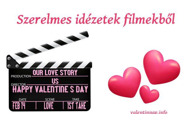 méz és lóhere idézetek Szerelmes idézetek filmekből ⋆ Valentin Nap Info