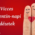 Vicces Valentin-napi idézetek